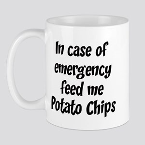Feed me Potato Chips Mug