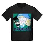 Ferrets! Kids Dark T-Shirt