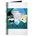 Ferrets! Journal