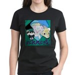 Ferrets! Women's Dark T-Shirt