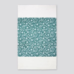 Floral Pat 6 3'x5' Area Rug
