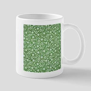 Floral Pat 2 Mugs