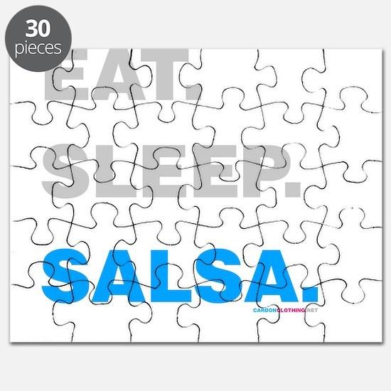 Eat Sleep Salsa Puzzle
