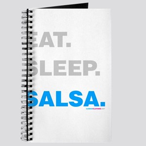 Eat Sleep Salsa Journal