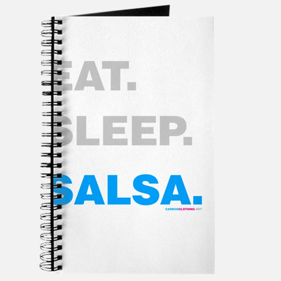Eat Sleep Salsa Journal