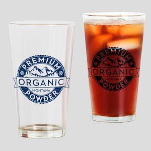 Montana Powder Drinking Glass