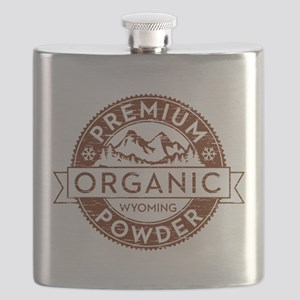 Wyoming Powder Flask
