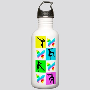WORLD CLASS GYMNAST Stainless Water Bottle 1.0L