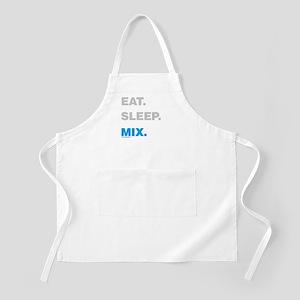 Eat Sleep Mix Apron