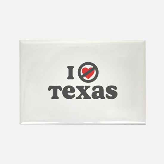 Don't Heart Texas Magnets