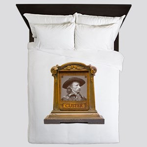 George Armstrong Custer Queen Duvet