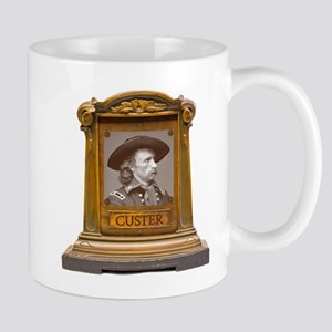 George Armstrong Custer Mugs