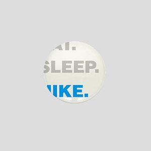 Eat Sleep Hike Mini Button
