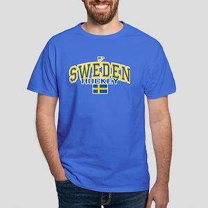 Sweden Hockey/Sverige Ishockey Dark T-Shirt