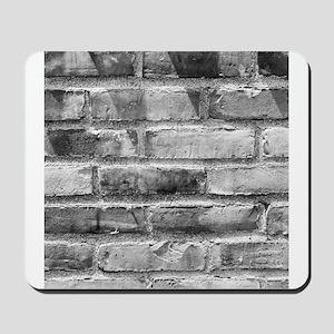Brick Wall 11 Mousepad