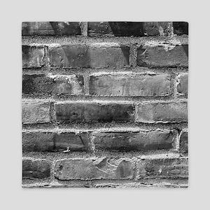 Brick Wall 10 Queen Duvet
