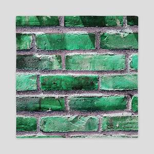 Brick Wall 7 Queen Duvet