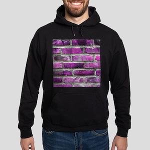 Brick Wall 4 Hoodie