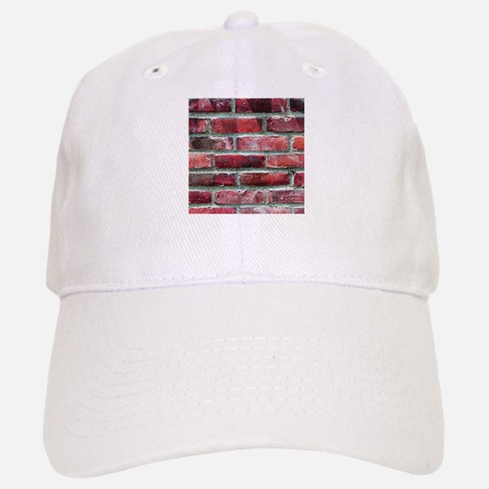 Brick Wall 2 Baseball Baseball Baseball Cap