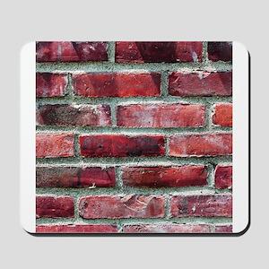 Brick Wall 2 Mousepad