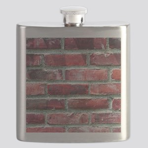Brick Wall 2 Flask