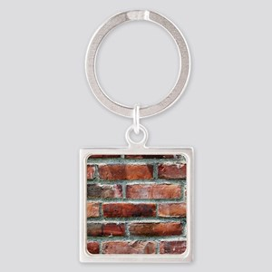 Brick Wall 1 Keychains