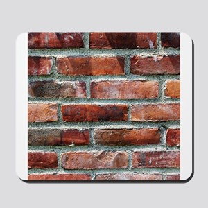 Brick Wall 1 Mousepad
