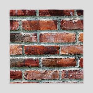 Brick Wall 1 Queen Duvet