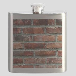 Brick Wall 1 Flask