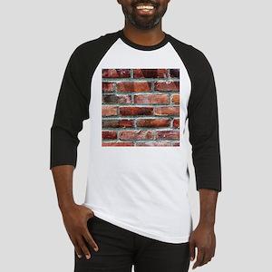 Brick Wall 1 Baseball Jersey