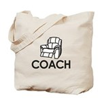 Armchair Coach Tote Bag