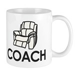 Armchair Coach Mugs