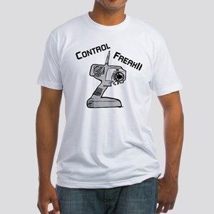Control Freak Fitted T-Shirt