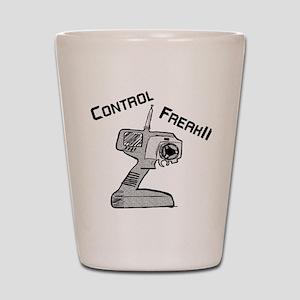 Control Freak Shot Glass