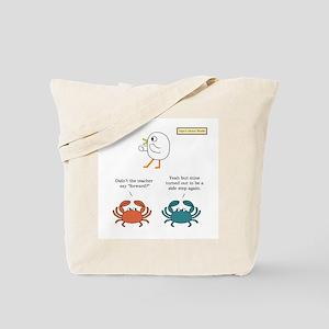 Tango Lesson Tote Bag