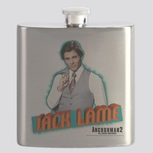 Jack Lame Flask