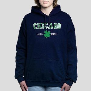 CHICAGOLUCKYIRISH Hooded Sweatshirt
