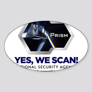PRISM Parody Sticker