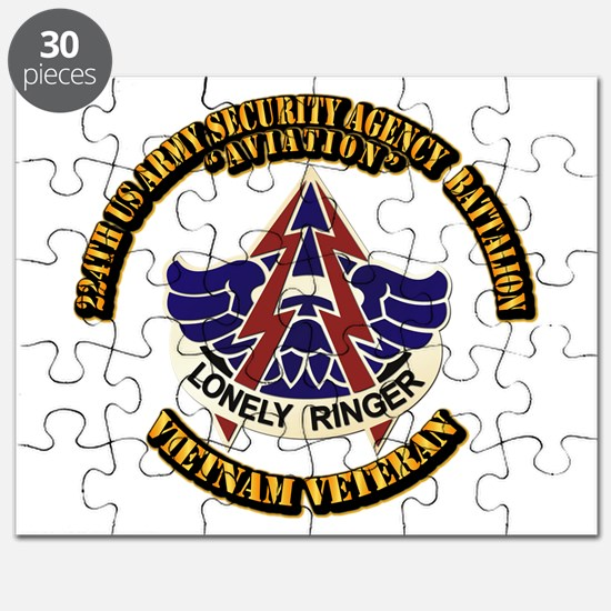 DUI - 224th USA Security Agency Bn Puzzle