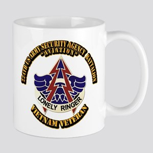 DUI - 224th USA Security Agency Bn Mug