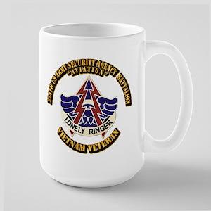 DUI - 224th USA Security Agency Bn Large Mug
