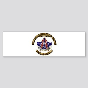 DUI - 224th USA Security Agency Bn Sticker (Bumper