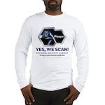 PRISM Parody Long Sleeve T-Shirt