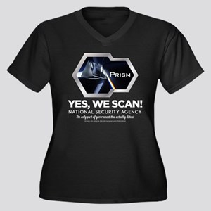 PRISM Parody Plus Size T-Shirt