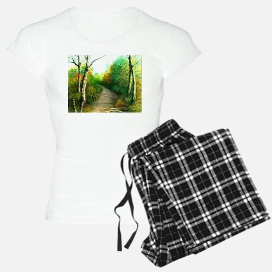 Hiking Trail Pajamas