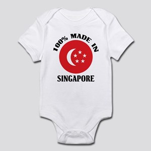 Made In Singapore Infant Bodysuit