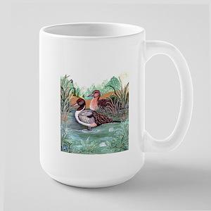 Pond Ducks Mugs