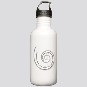 The Spiral and its ... Water Bottle