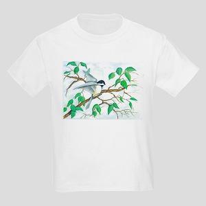 Chickadee on a Branch T-Shirt