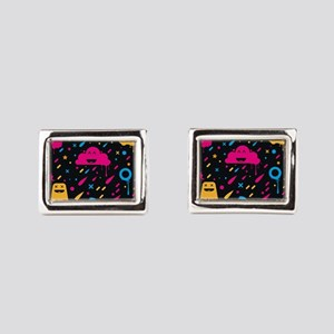 Cute Color Stuff Cufflinks